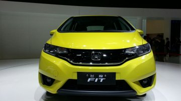 IAB Report - India-bound Honda Jazz launched in China