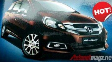 Honda Mobilio Modulo Accessories list
