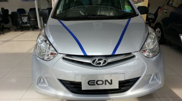 Hyundai Eon facelift not on the cards for 2015 - IAB Report