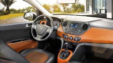 Hyundai Grand i10 South America