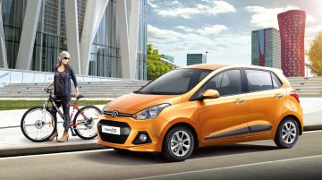 South America - India-made Hyundai Grand i10 announced with two petrol engines