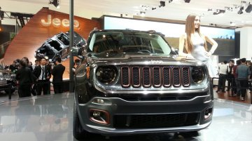 Jeep Wrangler, Jeep Renegade Apollo Edition