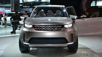 New York Live - Land Rover Discovery Vision concept