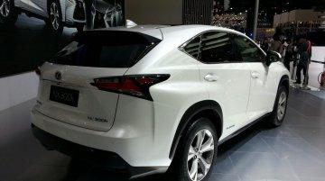 Lexus NX - 2014 Beijing Auto Show