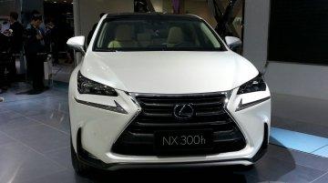 Beijing Live - Lexus NX
