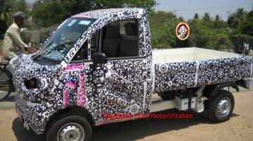 Mahindra P601 - Spyshot Gallery