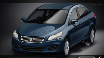 Report - Maruti Ciaz completes trial production at Manesar; SX4 production stopped