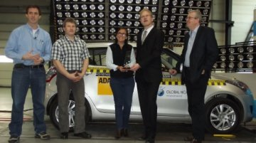 IAB Report - India-made Maruti Swift ZXi crash tested by Global NCAP