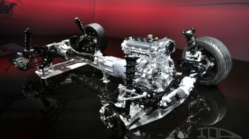 New York Live - Mazda SKYACTIV Chassis for the next generation Mazda MX-5