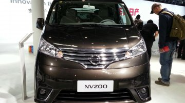 Report - Nissan Evalia facelift to launch closely after Sunny facelift