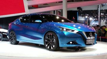 Beijing Live - Nissan Lannia sedan concept