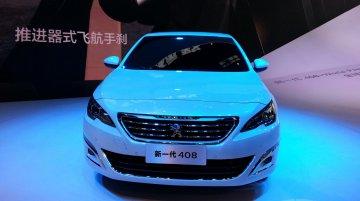 Beijing Live - Peugeot 408 sedan