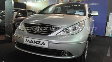 Algeria - Tata Aria, Vista, Manza, Indica and Indigo showcased
