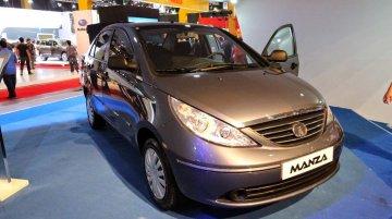 Tata vehicles at MIAS