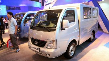 Report - Images of Tata vehicles from the Philippines launch
