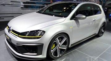 VW Golf R-400 Concept - 2014 Beijing Auto Show