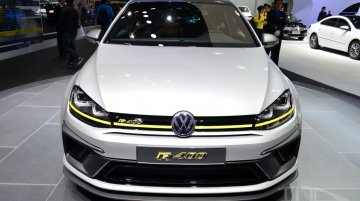 VW Golf R-400 Concept at the Auto China 2014