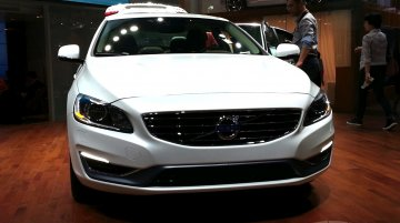 Volvo S60L Hybrid - 2014 Beijing Auto Show