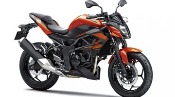 IAB Report - Kawasaki Z250 SL launched in Indonesia at INR 2.03 lakhs