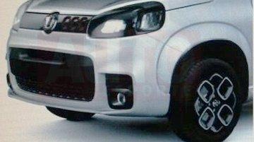 Brazil - 2015 Fiat Uno facelift leaked