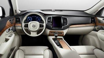 Videos - Interior of the India-bound 2015 Volvo XC90