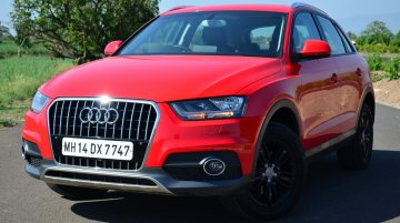 Audi Q3S - Image Gallery (unrelated)