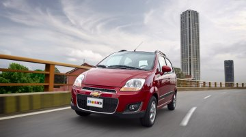 Colombia - India-spec Chevrolet Spark facelift launched