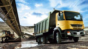 Report - India-made FUSO trucks enter Bangladesh