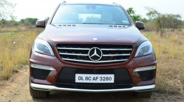 Review - Mercedes-Benz ML63 AMG