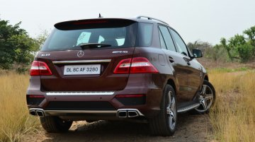 Mercedes-Benz ML63 AMG - Image Gallery (Unrelated)