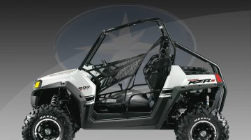 Report - Polaris India working on modifying existing ATVs for road-use