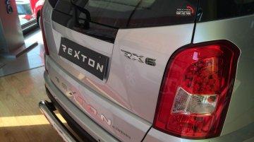 Ssangyong Rexton RX6