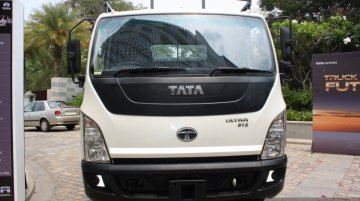 Sri Lanka - Tata Ultra light and intermediate CVs launched