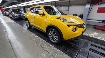IAB Report - Not-for-India 2015 Nissan Juke SUV enters production in the UK