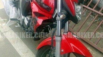 Spied - 2014 Yamaha FZ-16 caught undisguised