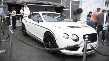 2014 Goodwood Live - Bentley Continental GT3-R