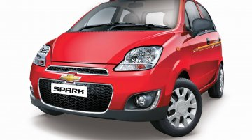 IAB Report - Chevrolet Spark Limited Edition launched
