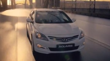 Video - Refreshed Hyundai Verna (Solaris) makes video debut