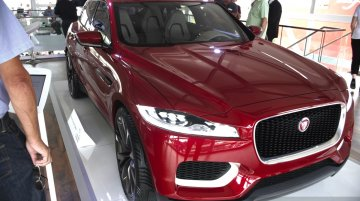 Jaguar C-X17 crossover will not be called an SUV - Report