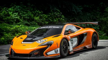 2014 Goodwood - McLaren 650S GT3 unveiled