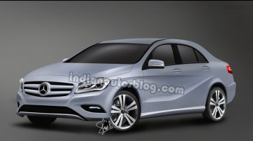 Report - Mercedes to make an India-friendly traditional A-Class sedan at Mexican factory