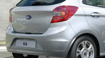 Ford Ka Production Model