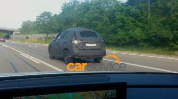 Spied - Suzuki's mini SUV spotted in Germany