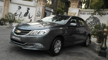 Algeria - China-made 2014 Chevrolet Optra launched at INR 10.5 lakhs