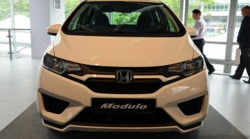 In Images - India-bound 2014 Honda Jazz launched with Modulo and Mugen bodykits in Malaysia