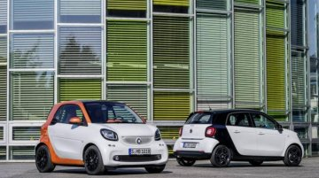 IAB Report - 2015 Smart ForTwo and ForFour to be unveiled tonight, pictures leak