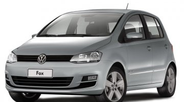 Rendering - 2015 VW Fox gets a nip and tuck