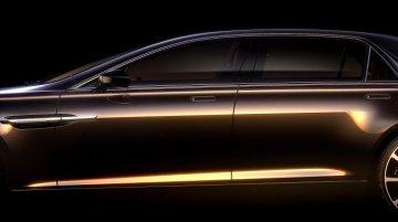 IAB Report - Aston Martin teases Lagonda 'super-saloon'; Purchase through invitation only