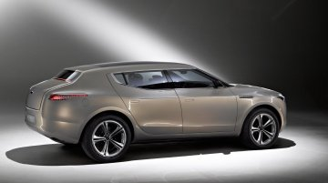 Report - Aston Martin could relaunch the Lagonda as a sedan instead of an SUV