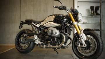 IAB Report - BMW R nineT launched in India at INR 23.5 lakhs